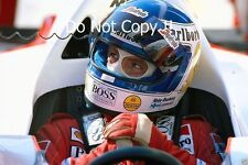 Keke Rosberg McLaren MP4/2C Spanish Grand Prix 1986 Photograph 1
