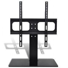 """vidaXL Supporto a pavimento Staffa TV con Base 400 x 400 mm 23"""" - 55"""""""