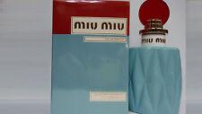 Miu Eau De Parfum 30ML Vaporisateur Original Versiegelt Neu