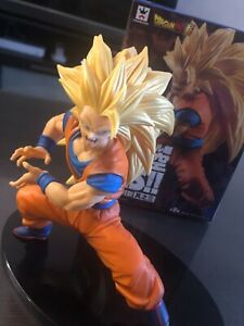 Officiel Banpresto Dragon Ball Super FES SSJ3 Son Goku Vol.3
