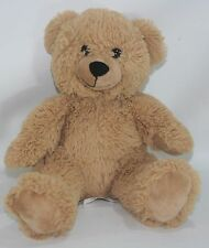 Animal Alley Teddy Bear Tan Soft Cuddly Lovey Toy 14""