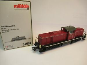 Märklin 37901 BR 290 Diesellok mit Maxon Motor und ESU LokPilot V5.0 M4 (mfx)