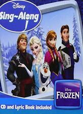 Sing-along Disney Frozen CD Lyric Book 2014