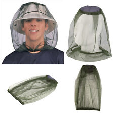 Mosquito Bee Bug Insect Mesh Head Face Protect Fishing Hunt Net Hat Mask Nets