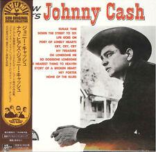JOHNNY CASH-NOW HERE'S JOHNNY CASH-JAPAN MINI LP CD Ltd/Ed F04