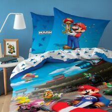 Bettwäsche Nintendo Mario Kart 135 x 200cm 100%Baumwolle