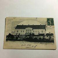 Vintage Postcard Building Republic of France  R1
