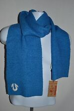 TRUE RELIGION Man's Ribbed Knitted Scarf  NEW   Size 63 x 8in  Retail $118