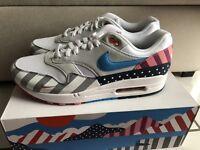 best sneakers 9b2d7 d6c77 Nike Air Max 1 x Parra DS US10 EU45 Offwhite Supreme Jordan Atmos Animal