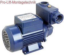 370W selbstansaugende Wasserpumpe 37L/min 230V Druckpumpe Garten MPS60J 02018
