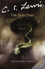 C.S.Lewis *The Silver Chair* #6 Chronicles of Narnia-Children Fiction!