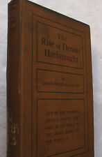 James MacCarthy Rise of Dennis Hathnaught Common Peoples Great Books Signed 1915