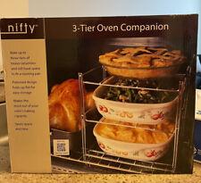 3-Tier Oven Companion