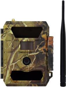 X-view Wildkamera 6.5G I GPRS I Email | Full HD I 12MP I 940nm IR LED