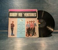 Bobby Vee LP Bobby Vee Meets The Ventures LST-7289