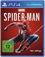 Marvels Spiderman Spider-Man (UNCUT Edition) (PS4) (NEU & OVP) (Blitzversand)