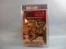 Tales to Astonish #91 PGX 9.0 VF/NM (not CGC) 1st Abomination Cover