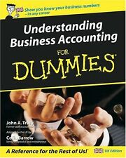 Understanding Business Accounting for Dummies - UK Edition By C .9780764570254