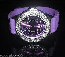 Ladies Henley Watch  - Funky Purple