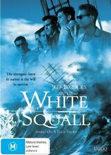 White Squall DVD Region 4 VG Condition