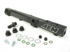 AEM High Volume Fuel Rail Honda 92-96 97-01 Prelude & 90-93 Accord 25-104BK NEW