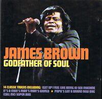 James Brown – Godfather Of Soul - Original Jewel Case, and Artwork