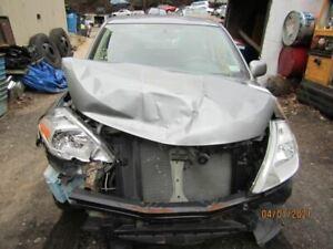 2010 Nissan Versa Automatic Transmission Shift Assembly