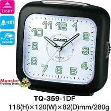 AUSSIE SELLER CASIO ALARM DESK CLOCK TQ-359-1DF TQ359 NEW 12 MONTH WARRANTY