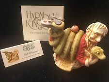 *NIB*Harmony Kingdom-Gift Wrapped (Santa)