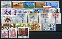 Berlin Jahrgang 1979 postfrisch MNH ohne C/D