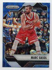 2016-17 Panini Prizm MARC GASOL #63 BLUE WAVE REFRACTOR #33/99 Memphis Grizzlies