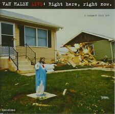 2x CD - Van Halen - Live: Right Here, Right Now. - A434