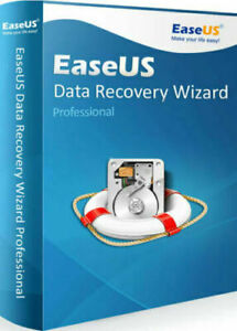 EaseUS Data Recovery Wizard Professional  2020
