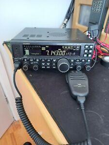 Yaesu FT-450D HF/50 MHz IF DSP Transceiver