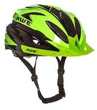 AWE®AWEAir™ InMould Adult Mens Cycling Bicycle Helmet 58-61cm Green/Black