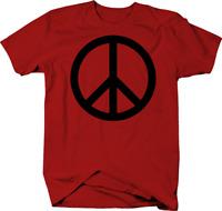 Peace Sign Color T-Shirt
