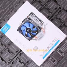 DEEP COOL mini for Intel LGA115X AMD FM1 FM2 AM2 AM3 CPU Heatsink Cooler Fan
