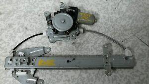 Nissan x trail t30 Rhr window regulator and motor