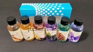 Genuine 6 ASSORTED RAINBOW Vacuum Cleaner Fragrances Scents Air