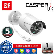 Bullet IP POE CCTV Security Camera HD 1920P In/Outdoor IR Color Night Vision