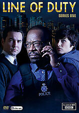 Line Of Duty: Complete Series 1: BBC DVD: Vicky McClure: BRAND NEW SEALED R2 DVD