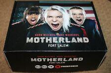MOTHERLAND FORT SALEM TV SHOW PRESS KIT PROMO PROMOTIONAL GIFT SET