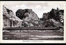 PIERRELATTE (26) THEATRE en plein air , cliché période 1920-1930