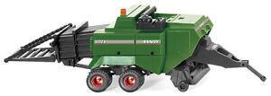 Wiking 039603 - 1/87 Fendt 1270S Square Baling Press - New