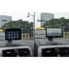 "7"" Car GPS Sun Shade Sunshield Visor Anti Glare for Car GPS Navigator 1PCS Ce0"