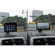 "New 7"" Car GPS Sun Shade Sunshield Visor Anti Glare for Car GPS Navigator 1PCS"