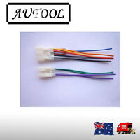 Audio Harness cable for Toyota original Stereo Hiace Camry Prado Hilux Head unit