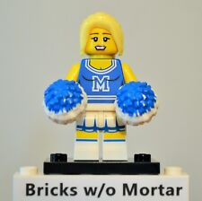 New Genuine LEGO Cheerleader Minifig Series 1 8683