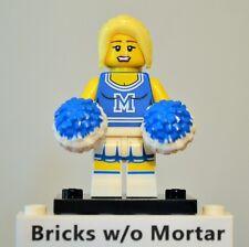 New Genuine LEGO Cheerleader Minifig Series 1 8683
