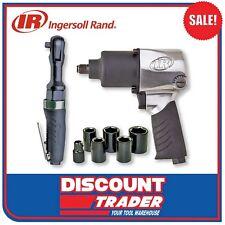 "Ingersoll Rand Air 231G 1/2"" Impact Wrench & 170G 3/8"" Ratchet Set - 2317G"